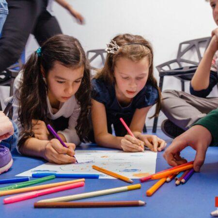 """id:5506 Курс лідерства і фінансової грамоти """"The Idea Challenge"""" Навчальний курс для дітей 9-11 років (неділя 10:00 – 14:00 заняття триває 4 години)"""